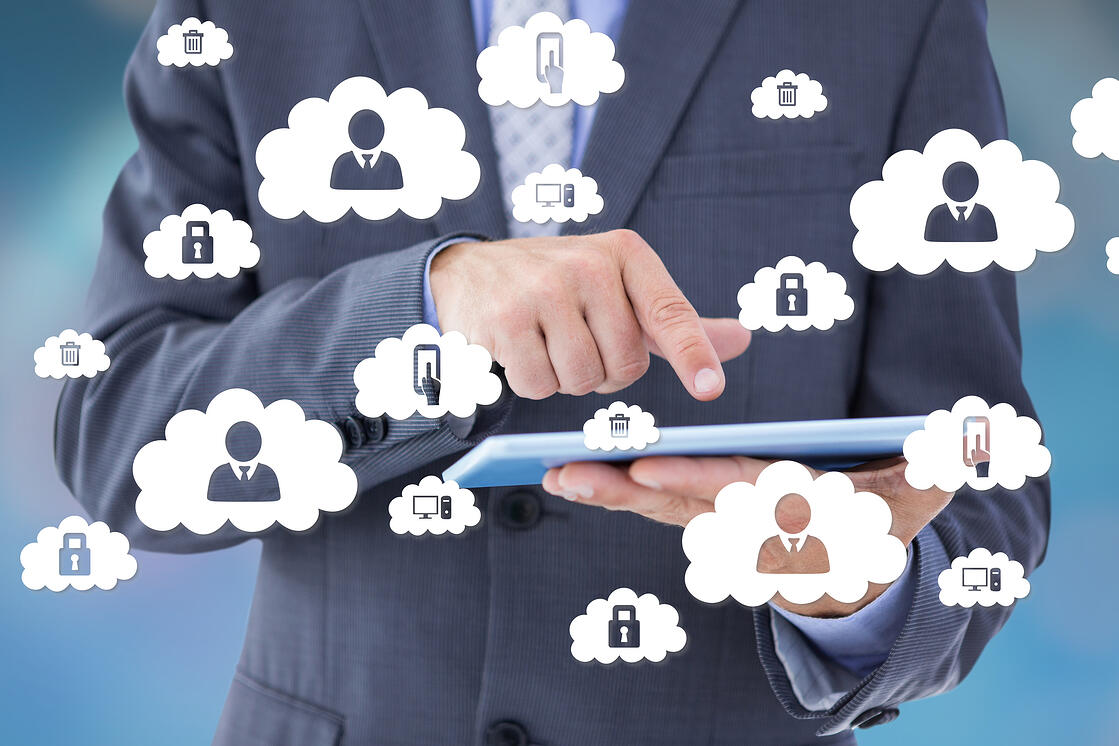 businessman-with-cloud-icons